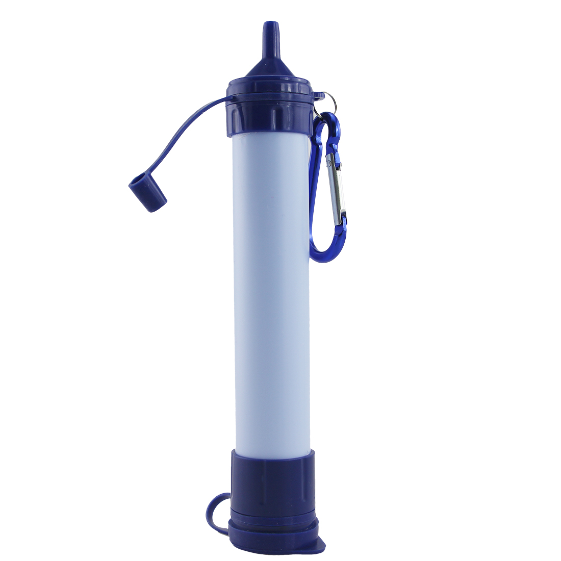 Camping Hiking Emergency Life Survival Portable Water Purifier Filter by