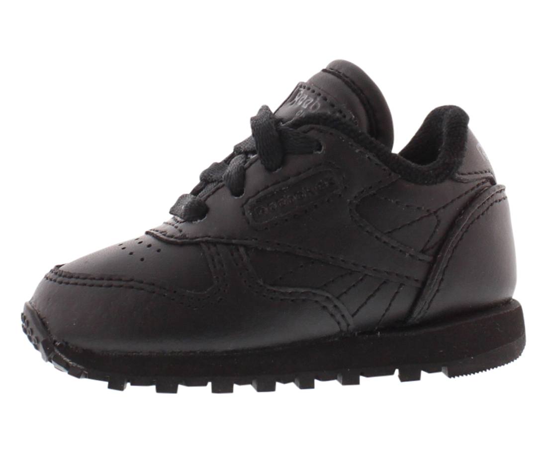 Reebok Classic J90144 BLACK TODDLERS KIDS Shoes