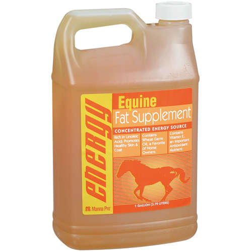 Manna Pro: Energy Source Equine Fat Supplement, 1 Gal