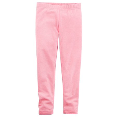 Carters Baby Clothing Outfit Girls Neon Leggings Pink - Neon Outfit