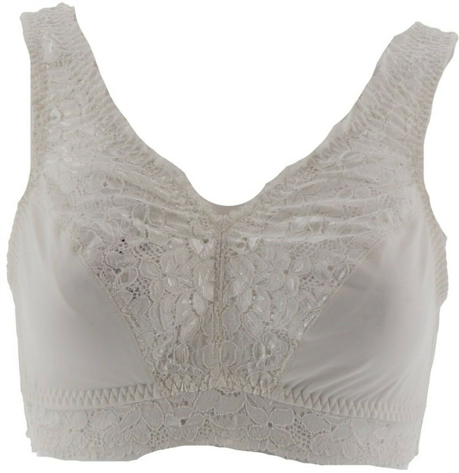 BREEZIES Soft Support Lace Bra A307831 WIREFREE