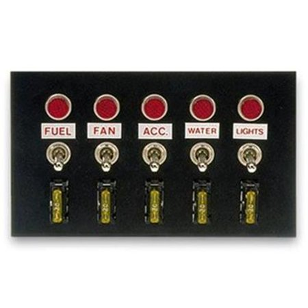 MOROSO 74134 Acessory Switch Panel - image 1 of 1