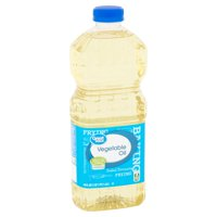 (2 Pack) Great Value Vegetable Oil, 48 fl oz