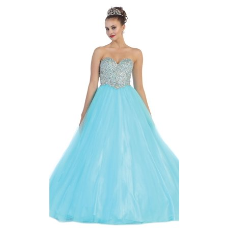 Pakistani Designer Clothes (SALE! SWEET 16 DESIGNER QUINCEANERA BALL GOWN)