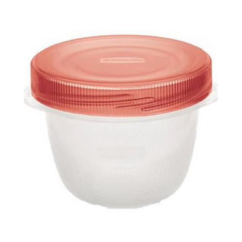 Charmant Rubbermaid 7H99 00 TCHIL TakeAlongs Twist Top 1 Cup Food Storage  Containers, 4 Pc. Set