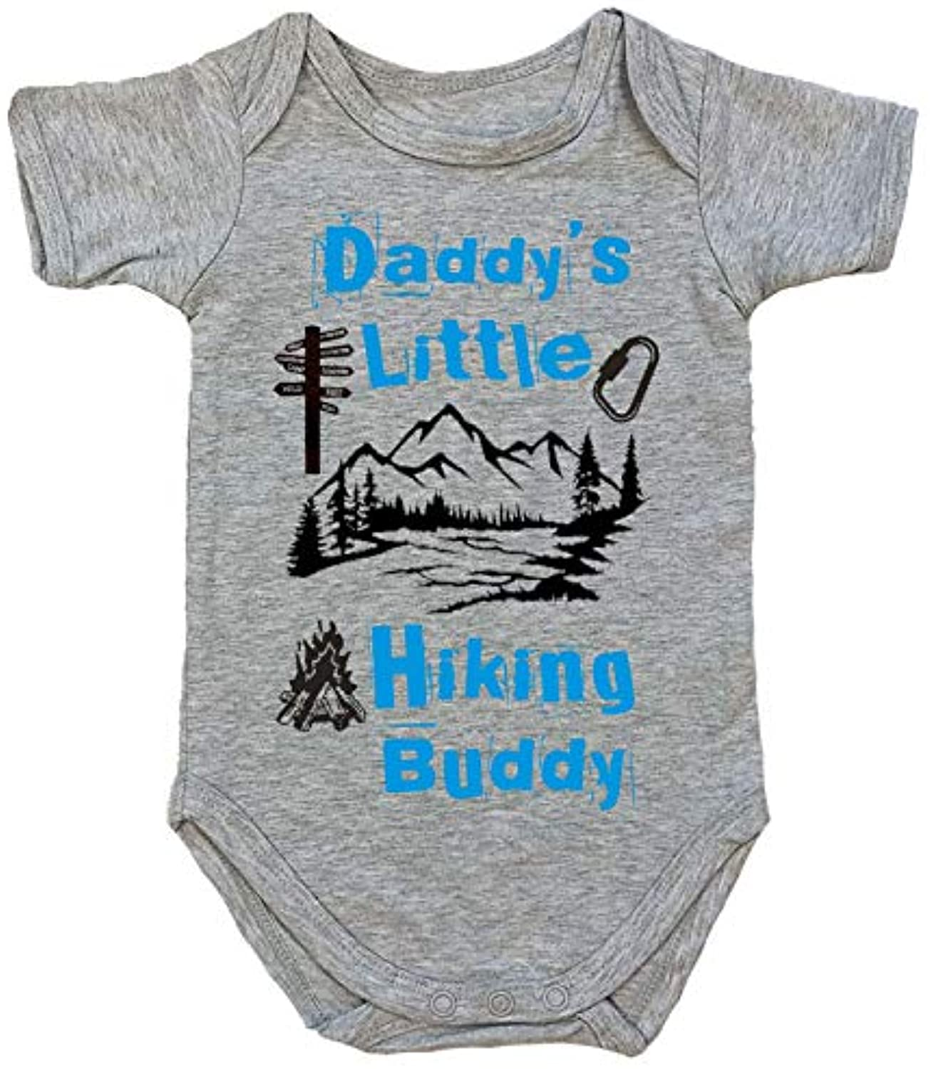 Baby Shower Gift Baby Outfit Hiking Onesie Daddy/'s Hiking Buddy Onesie Outdoor Outfit Hiking Bodysuit