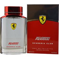 FERRARI SCUDERIA CLUB by Ferrari EDT SPRAY 4.2 OZ