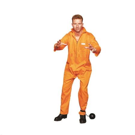 Escaped Convict-overall Costume Plus Size