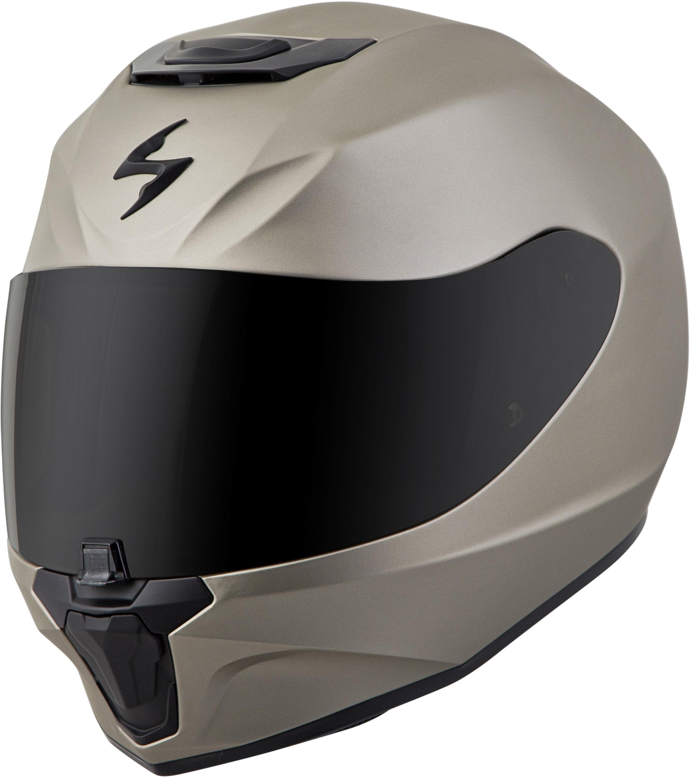Scorpion EXO-R420 KwickWick Helmet Cheek Pads Gray
