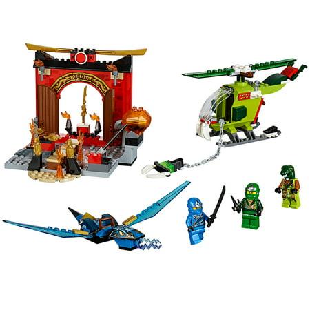 LEGO Juniors Lost Temple 10725
