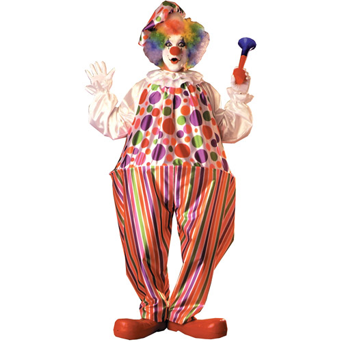 Harpo Hoop Clown Adult Halloween Costume