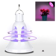 USB Direct Char-ging LEDs Plant Growing Lights Bulb 8W UV Mosquito Killer Lamp Bug Zapper for Grow Tent Succulent Flowers Indoor Plants Vegetable