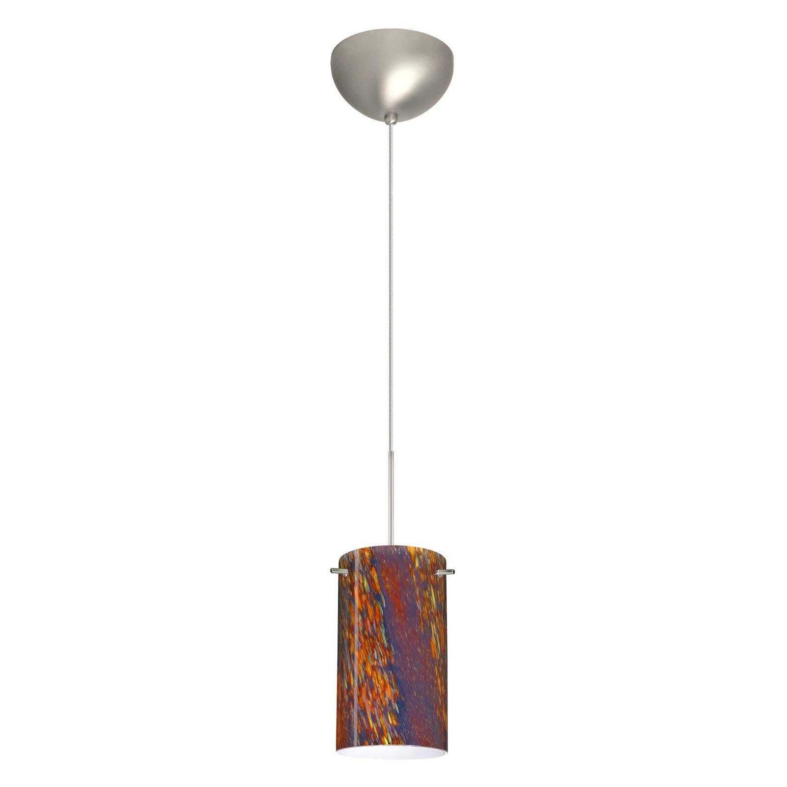 Besa Lighting  1XC-4404CE  Pendants  Stilo  Indoor Lighting  ;Satin Nickel