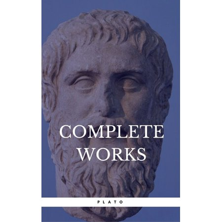 Plato: The Complete Works (Book Center) - eBook