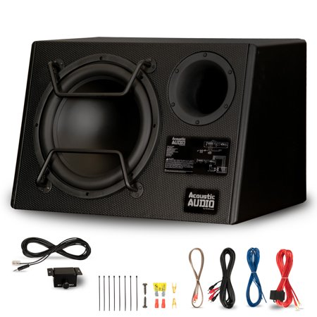 Delux Audio (Acoustic Audio ACA12DWG Deluxe Powered 12