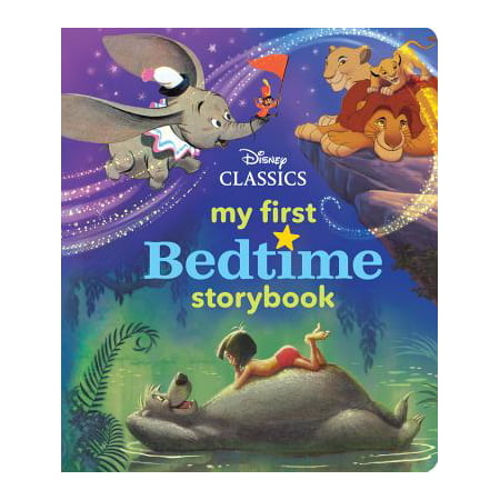 My First Disney Classics Bedtime Storybook - Halloween Stories For First Grade