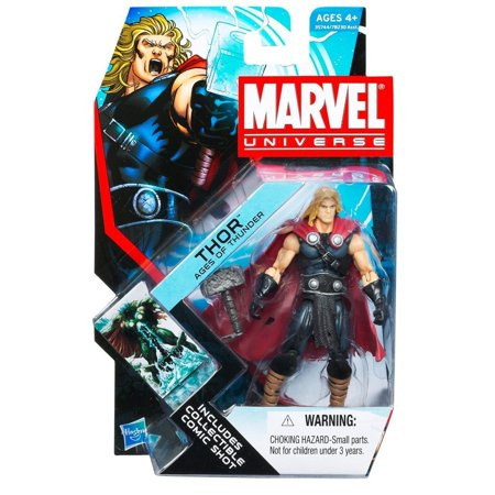 Marvel Universe 3 3/4 Inch Series 17 Action Figure Thunder Age Thor, By Hasbro
