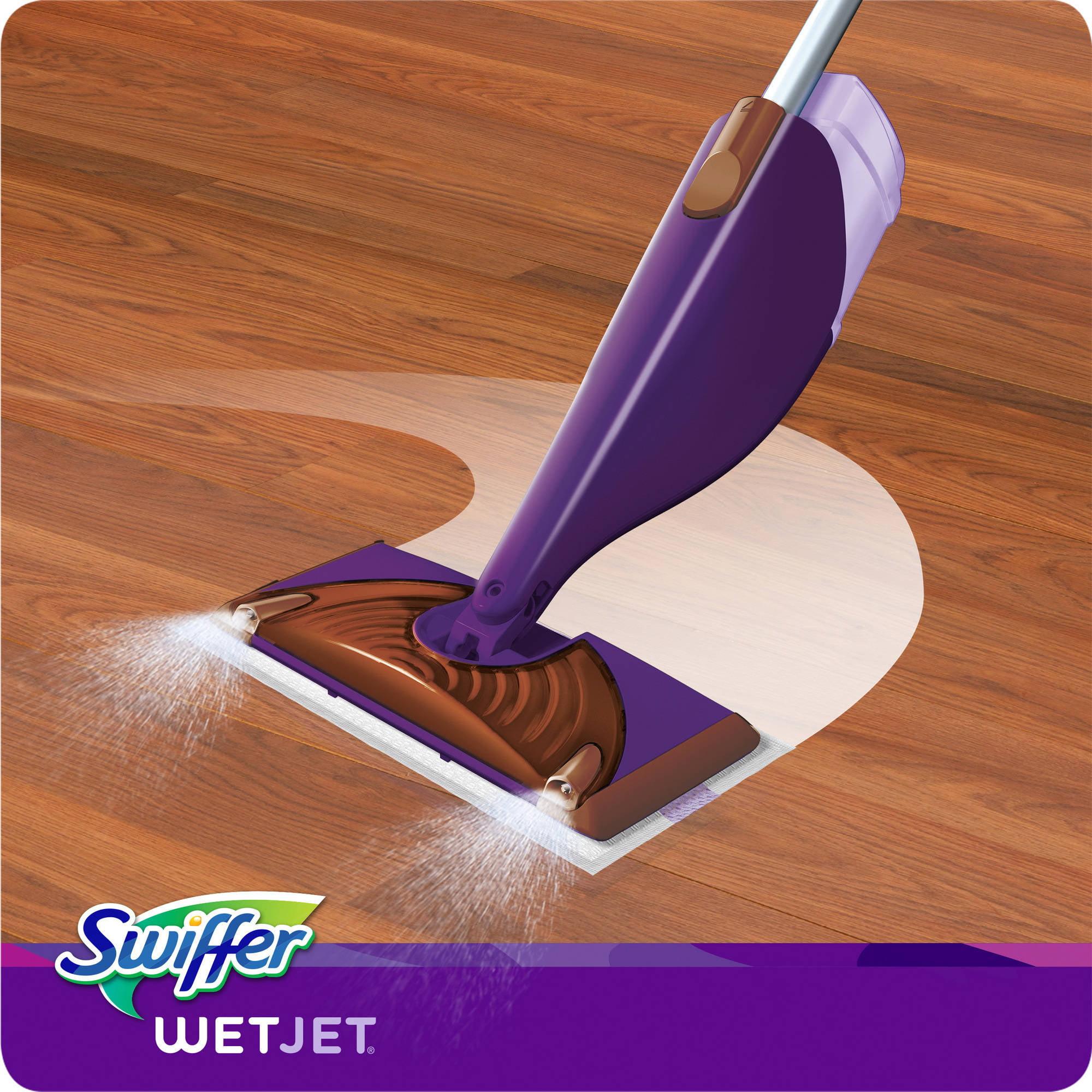 Swiffer wetjet wood floor cleaner - Swiffer Wetjet Wood Floor Cleaner 35