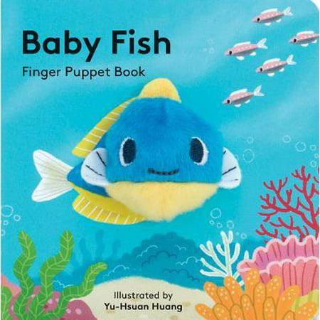 Fish Flingers (Baby Fish (Board Book))