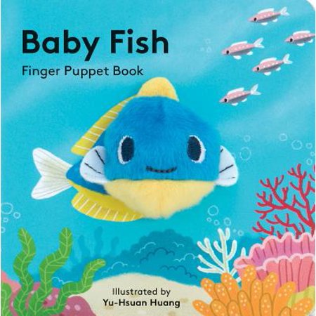 Baby Fish (Board Book) - Fish Flingers