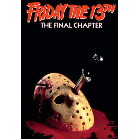 Friday the 13th Part 4: The Final Chapter (Vudu Digital Video on Demand) - Halloween Friday 13th Prank