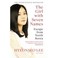 The Girl with Seven Names - Paperback