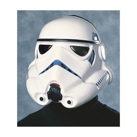 Star Wars Stormtrooper 3/4 Adult Mask Halloween Costume Accessory - Star Wars Halloween Masks