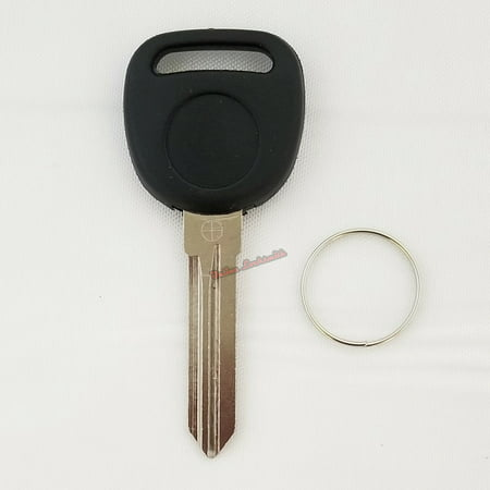New B111 Transponder Chipped Key For Gm Vehicles DIY Programming Circle Plus 46