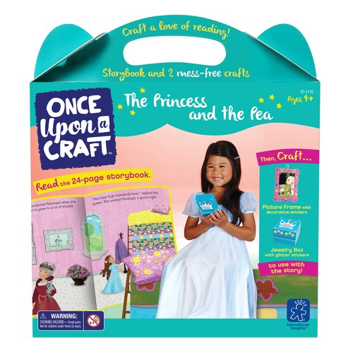 Educational Insights Once Upon a Craft, The Princess and the Pea