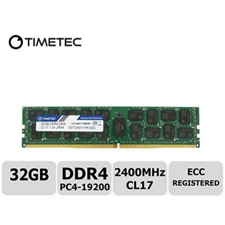 Timetec Samsung IC 32GB DDR4 2400MHz PC4-19200 Registered