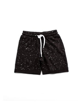 Boy's Splatter Print Short