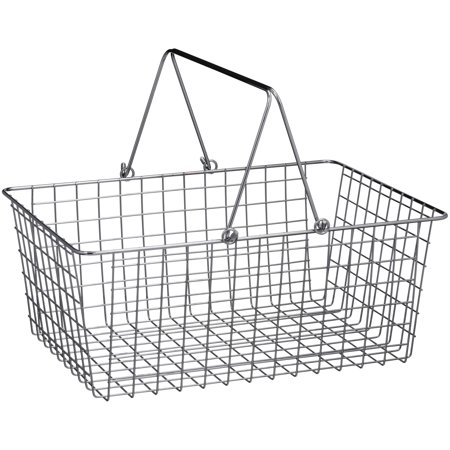 Spectrum® Basket™ Large Wire Basket™