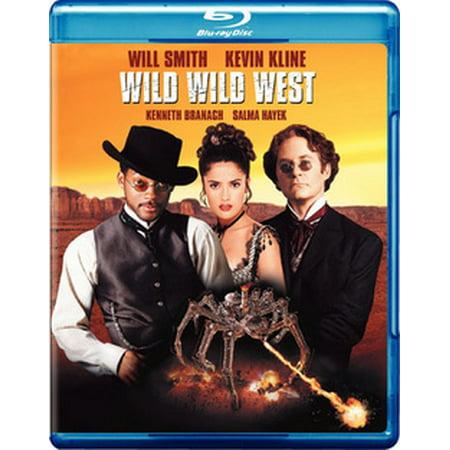 Wild Wild West (Blu-ray) (Nine West Uk-shops)