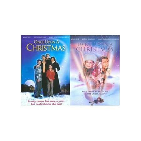 Once Upon A Christmas / Twice Upon A Christmas (DVD)