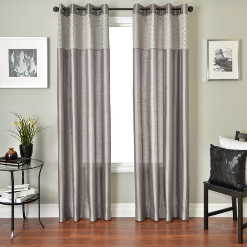 Softline Vernetti Grommet Top Curtain Panel
