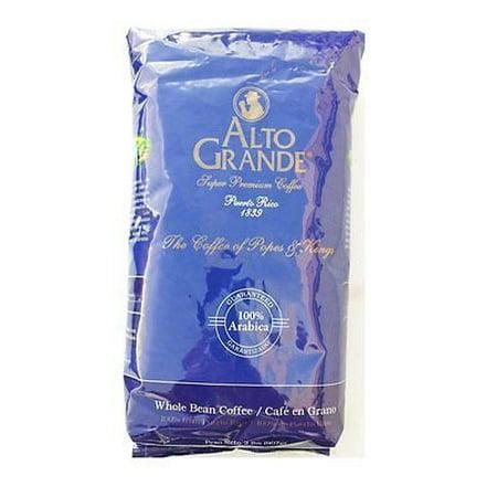 Alto Grande Whole Bean Coffee - 2 lbs
