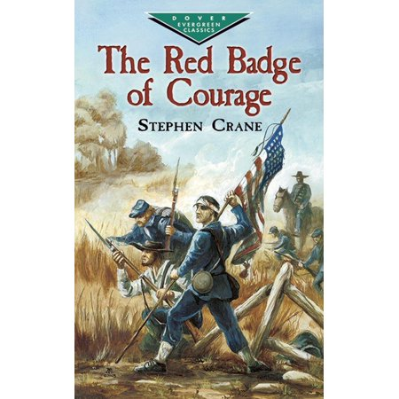 Dover Evergreen Classics: The Red Badge of Courage (Other)