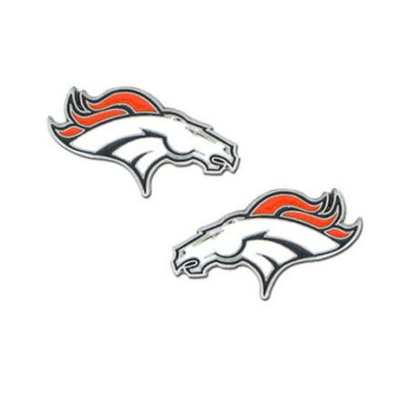 Nfl Denver Broncos Post Earrings