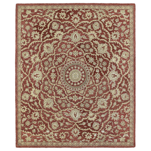 Kaleen Solomon Nehemiah Red Area Rug