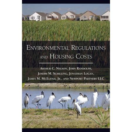 Environmental Housing - Environmental Regulations and Housing Costs - eBook