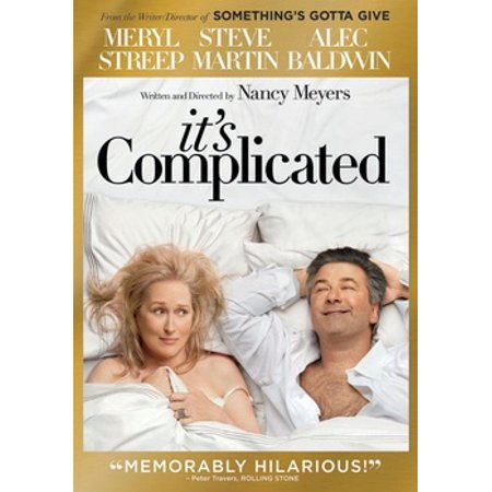It's Complicated (DVD)](It's A B Movie Halloween)