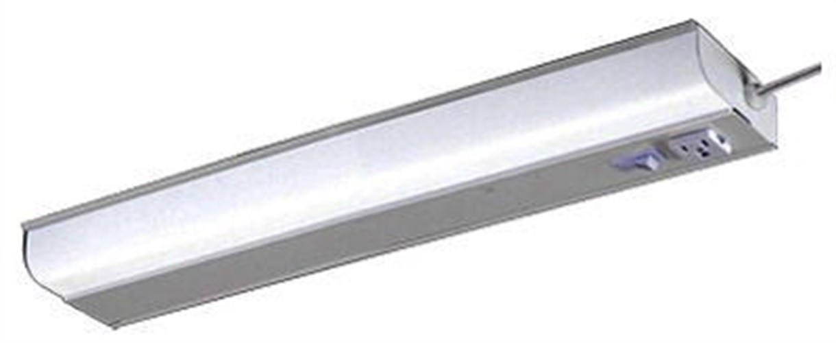 GoodEarthLighting 18\'\' Fluorescent Under Cabinet Bar Light - Walmart.com