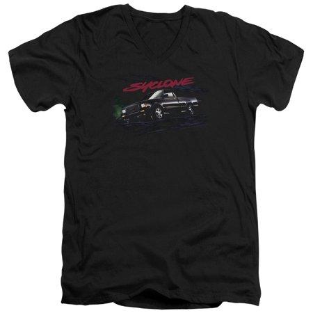 Gmc Syclone Mens V Neck Shirt