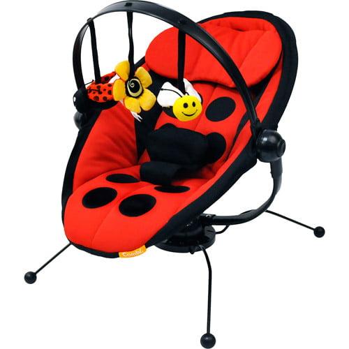 Combi  Pod Baby Bouncer, Ladybug