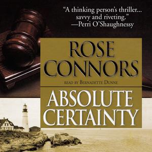 Absolute Certainty - Audiobook
