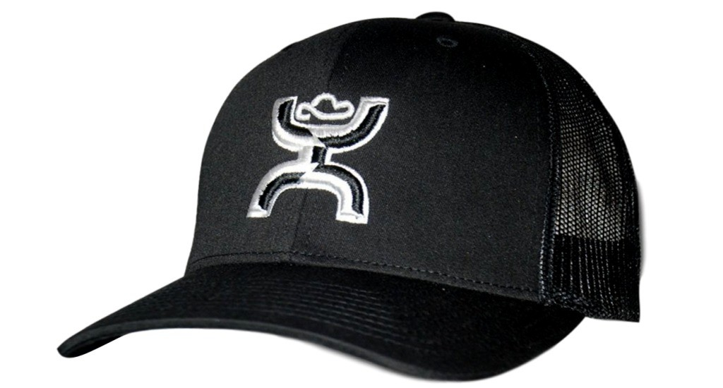 c7ff2d010381c ... discount hooey hat boys trucker cap chi one size fits all black 1115t  bw y 6a966