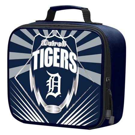 Detroit Tigers The Northwest Company Lightning Lunch Kit - No Size Detroit Tigers Lunch Bag