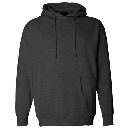 Independent Trading Co. Hooded Pullover Sweatshirt, Charcoal Heather, 3XL, Style, IND4000](Austin Trading Co)