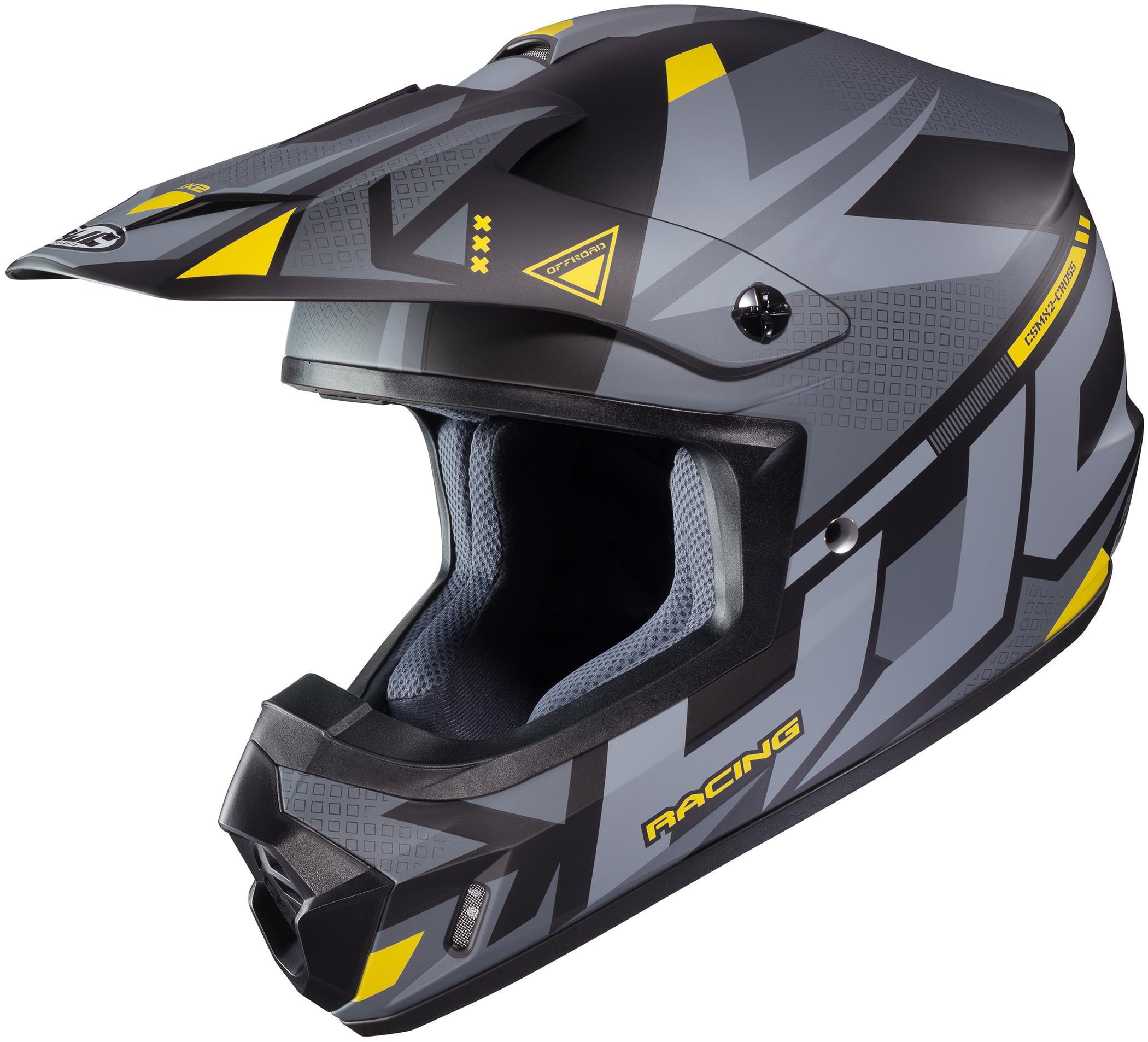 HJC CS-MX 2 Madax Helmet