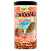 Tetra JumboMin Large Floating Sticks, Food for Monster Fish, 7.4 Ounce